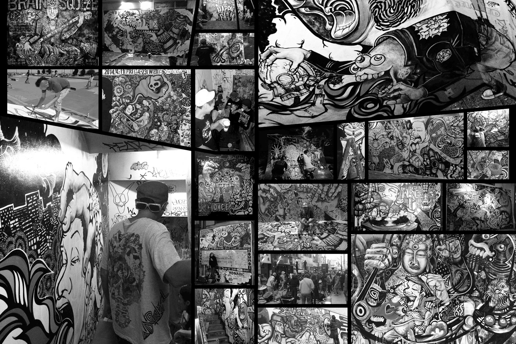 Live Paintings(YONABE)