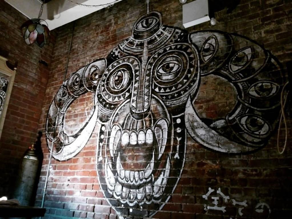 Mural at Sunnyvale