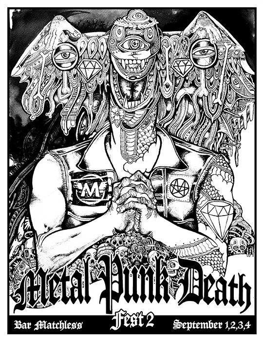 Metal Punk Death Fest 2