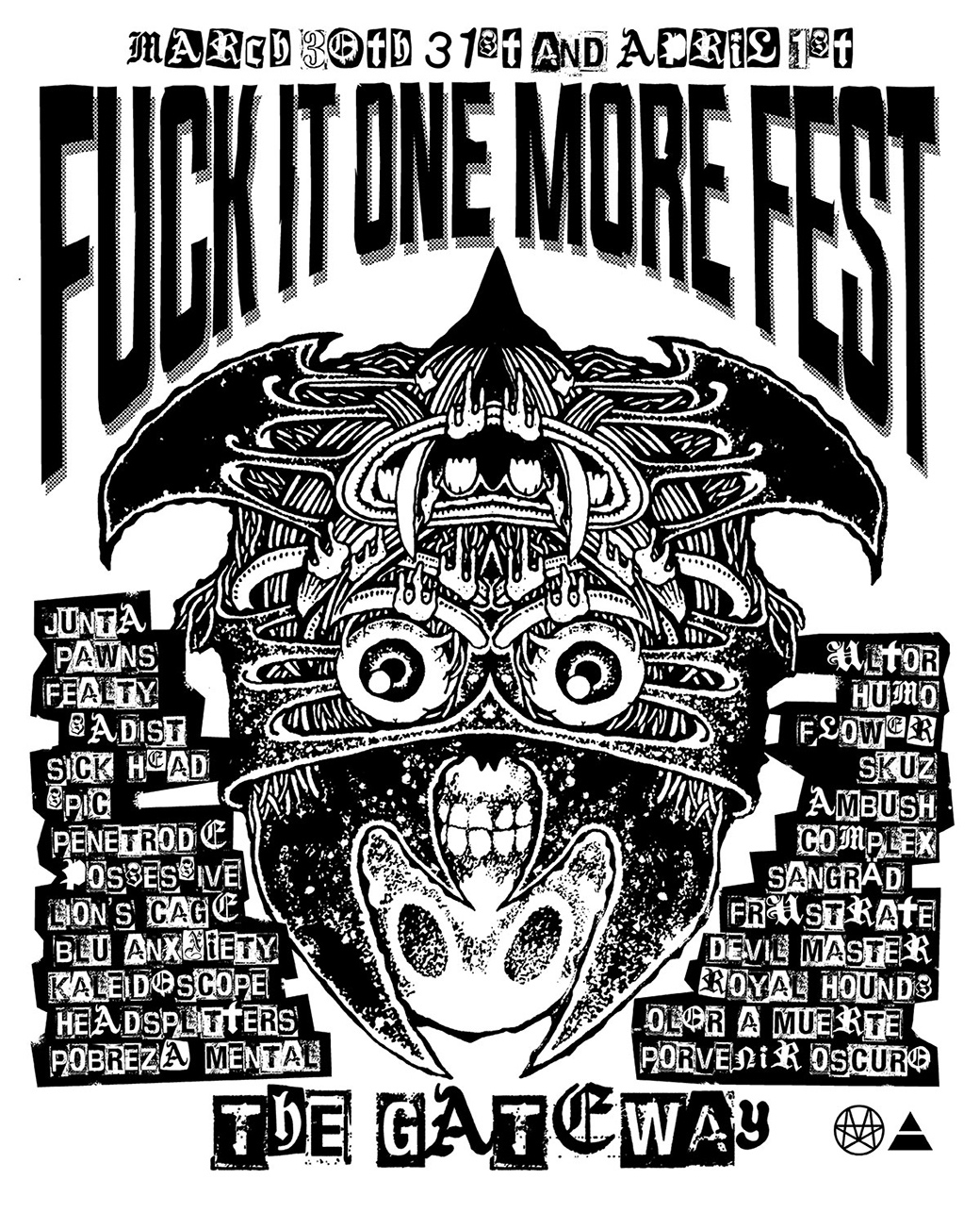 fuck it one more fest 2018